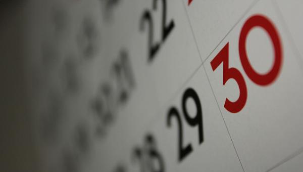 Seneca Street Calendar